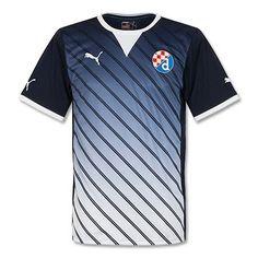 Camiseta del Dynamo 2011-2012 Visitante/era