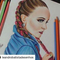 #Repost @leandrobatistadesenhos (@get_repost)  ・・・  Desenho da @larissamanoela 💖💕  VEJAM O VÍDEO NO YOUTUBE 👏👏👏  #larissamanoela #meus15amos #meus15anosofilme #larissa  #sbt #drawing #arts #artistic #arts_gallery #draw #instagram #artofday