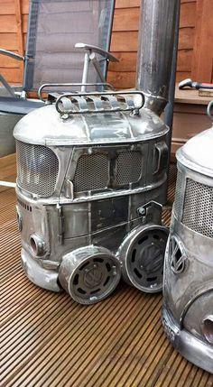 VW stove