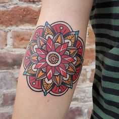 american traditional tattoos flowers - Google Search