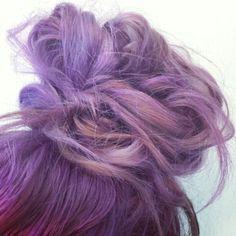 Natural Magics   unicorn hair   purple   lavender