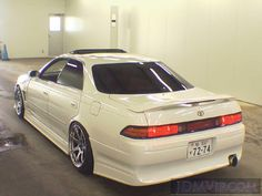 Charming Image. More Information. More Information. Mark II JZX90