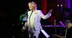 """Christine Ebersole's 'Big Noise' Cabaret Show Is at 54 Below - NYTimes.com This singer and actress, who is at the top of the cabaret food chain, is unafraid to take chances. And in her stirring new show, """"Big Noise From Winnetka,"""" at 54 Below, she has jumped into the grown-up equivalent of Lake Michigan in winter by adding dollops of rock 'n' roll and gospel to her repertoire."""