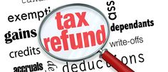 Three different methods to make use of #refunded #tax