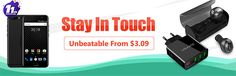 Stay In Touch! Ubeatable from $3.09. 2017 Banggood 11th Anniversary Celebration. https://www.yesworth.com/c/mobile-phones-accessories