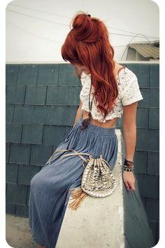 26 Bold and Chic Copper Hair Ideas Hair styles, hair color, hair beauty: _… - Modern