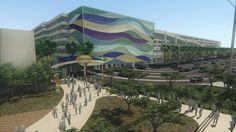 Eastern Gateway Coming to Disneyland Resort in 2018!