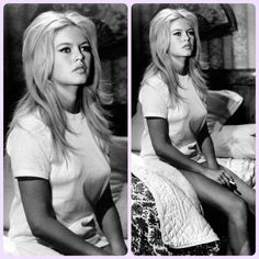 Brigitte Bardot, Bridget Bardot, Golden Age Of Hollywood, Old Hollywood, Hulk Sketch, Super Women, Black And White Portraits, Fashion Pictures, Movie Stars