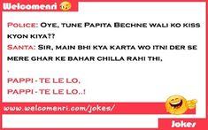 Welcomenri - India's leading portal for Non Resident of India Santa Banta Jokes, Jokes In Hindi, Read More, Free, Funny Jokes In Hindi