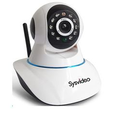 Excellent Quality, Lowest Price¡¡¡ SC4212F:  1.0 Megapixel IR-Cut P2P Dual Steam HD Wifi Camera http://www.sysvideo.cn/product/detail.aspx?id=183