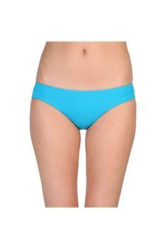 Chloe Slip Bikini Bottom In Blu