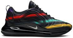 Air Max 720 'Color Streaks' - Nike - AO2924 023 | GOAT Air Max 1, Nike Air Max, New Taiwan Dollar, Color Streaks, Goat, Cleats, Air Jordans, Buy And Sell, Sneakers Nike