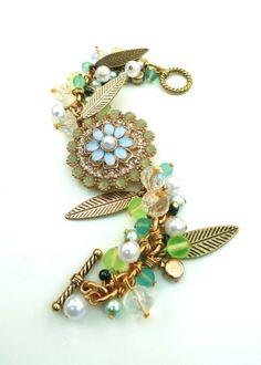 Brooch Bracelet- lovely! by regina