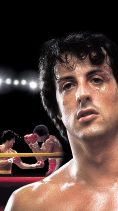 A gallery of Rocky II publicity stills and other photos. Featuring Sylvester Stallone, Carl Weathers, Talia Shire, Burgess Meredith and others. Rocky Sylvester Stallone, Rocky Stallone, Rocky Series, Rocky Film, Rocky And Adrian, Stallone Cobra, Stallone Movies, Rocky Balboa Quotes, Silvester Stallone