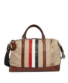 MACKINTOSH SOCCER BAG Khaki