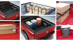 Top 10 Storage Customization Ideas for Pickup Truck Beds
