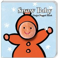 Snow Baby Finger Puppet Book by Image Books. $6.99. Publisher: Chronicle Books; Brdbk edition (August 3, 2011). Publication: August 3, 2011