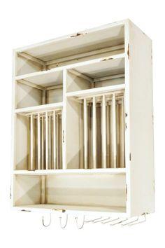 Rustic Trading Decor on HauteLook- Metal Wall Cabinet $159.00