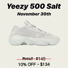 "5790aa0c321b5 Adidas Yeezy 500 Desert Rat ""Salt"" EE7287 Best Replica Version"