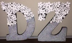 Delta zeta dz letters crafts sorority big little