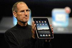Insolite : il nétait plus possible de restaurer ou mettre à jour le premier iPad pendant quelques minutes