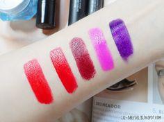 My Favorite Winter Lipsticks - #winter #lipstick #lippies