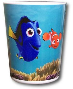 New finding nemo wall clock 10 will be nice gift and room for Finding nemo bathroom ideas
