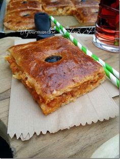 Algerian Coke with Chicken for Ramadan 2016 gou+ Donut Recipes, My Recipes, Gourmet Recipes, Cooking Recipes, Quiches, Algerian Recipes, Algerian Food, Middle East Food, Ramadan Recipes