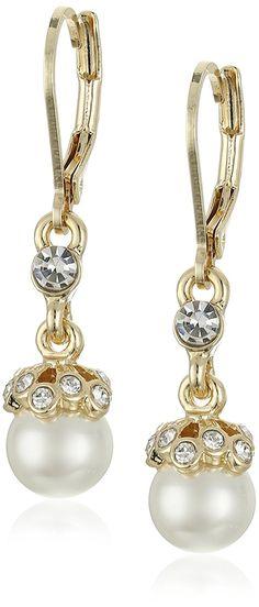 8f8a5417b Naava 9 ct Yellow Gold Women's Diamond and Amethyst Earrings ...