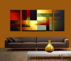 ART-deco6-wall-deco-handpainted-oil-painting-handmade-oil-painting-canvas-art-mesuem-quality-abstract-painting.jpg (350×302)