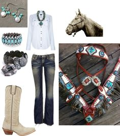 """""""Classy Cowgirl"""" by deanna-liles-sheffield ❤ liked on Polyvore"""