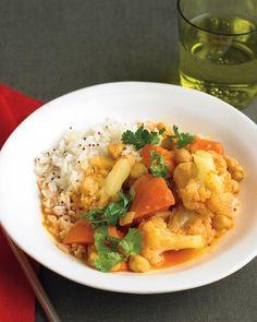 Vegan Simple Vegetable Curry Recipe