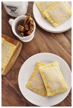 An incredibly detailed recipe of home made pop tarts with step by step photos.  Can't wait to try them!  I'm not a baker, but with these detailed steps, it has to be fool-proof!