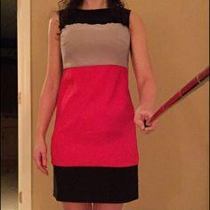 Alyx Colorblock Sheath Dress