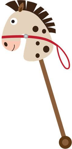 Cowboy e Cowgirl - Minus Image Clipart, Cute Clipart, Cowgirl Party, Cowboy And Cowgirl, Fun Crafts, Paper Crafts, February Baby, Stick Horses, Cowboy Birthday