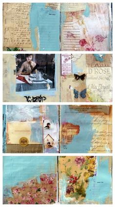 Collage coptic journal2