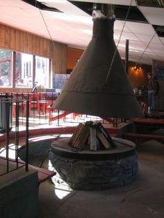 """fire pit"" outdoor living room metal hood - Google Search"
