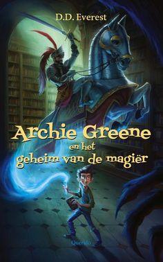 Archie Green en het geheim van de magiër - D.D. Everest