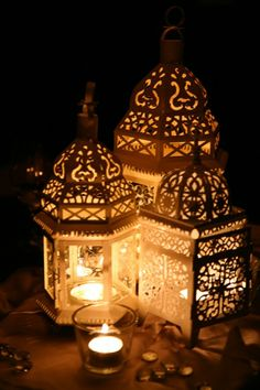 Hottest Images Moroccan Lanterns template Popular Generally for the majority of ornaments, Moroccan lanterns generally is a fantastic style of lighting for you . Lantern Centerpieces, Candle Lanterns, Candles, Ramadan Crafts, Ramadan Decorations, Arabian Nights Theme Party, Ramadan Images, Ramadan Lantern, Moroccan Theme