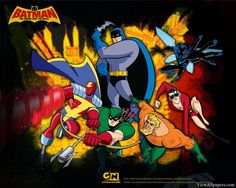 Batman The Brave and the Bold HD