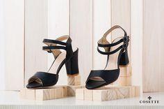 #shoes #shoesmaker #fashion #cosette #giay Giày sandan 2KS Black – Nhãn hiệu thời trang Cosette