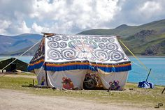 Tibetan tent | by docpap