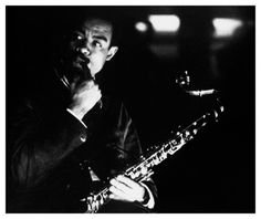 .Eric Dolphy, Bologna, It, 1964