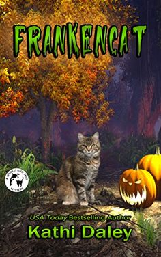 Frankencat A Whales and Tails Cozy Mystery By Kathi Daley Got Books, I Love Books, Read Books, Halloween Friday The 13th, Halloween Books, Cozy Mysteries, Mystery Books, Book Themes, Fiction Books