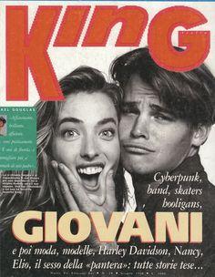 Tatjana Patitz - King Italia June 1990