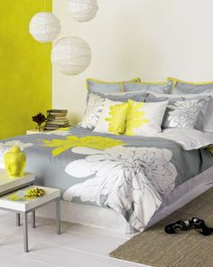 Ashley Citron Duvet Set - modern - duvet covers - new york - by Zin Home