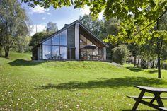 Modern Chalet house