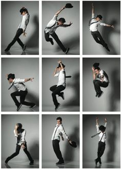 In His Groove - Dance Magazine