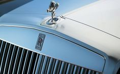 Rolls Royce - the lady is called The spirit of Ectasy