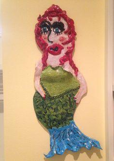 Commissioned mermaid
